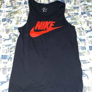 Nike tank top for men size small